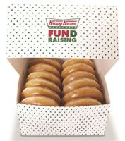 Fundraising Doughnuts
