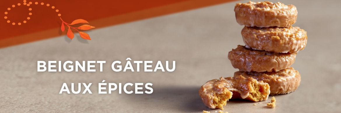 Beignets Gâteau aux Épices
