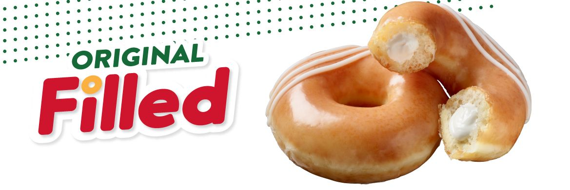 Original Filled Original Kreme™ Krispy Kreme Canada